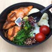 Lean Bento halal health food