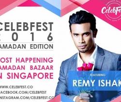 Remy Ishak CelebFest