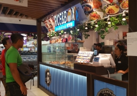 Rice and Box halal Tenderfresh Singapore