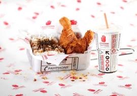 4 Fingers Singapore halal Korean fried chicken