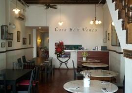 Halal Peranakan, Eurasian Casa Bom Vento Singapore