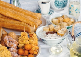 Halal Chinese youtiao Dough Culture
