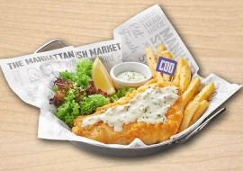 The Manhattan Fish Market (Causeway Point)