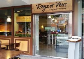 Royz et Vous halal cafe Singapore