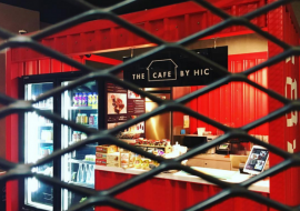 The Cafe by HIC (Millenia Walk)