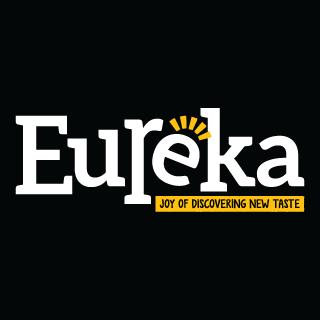 Eureka popcorn logo