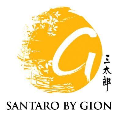 Santaro by Gion logo
