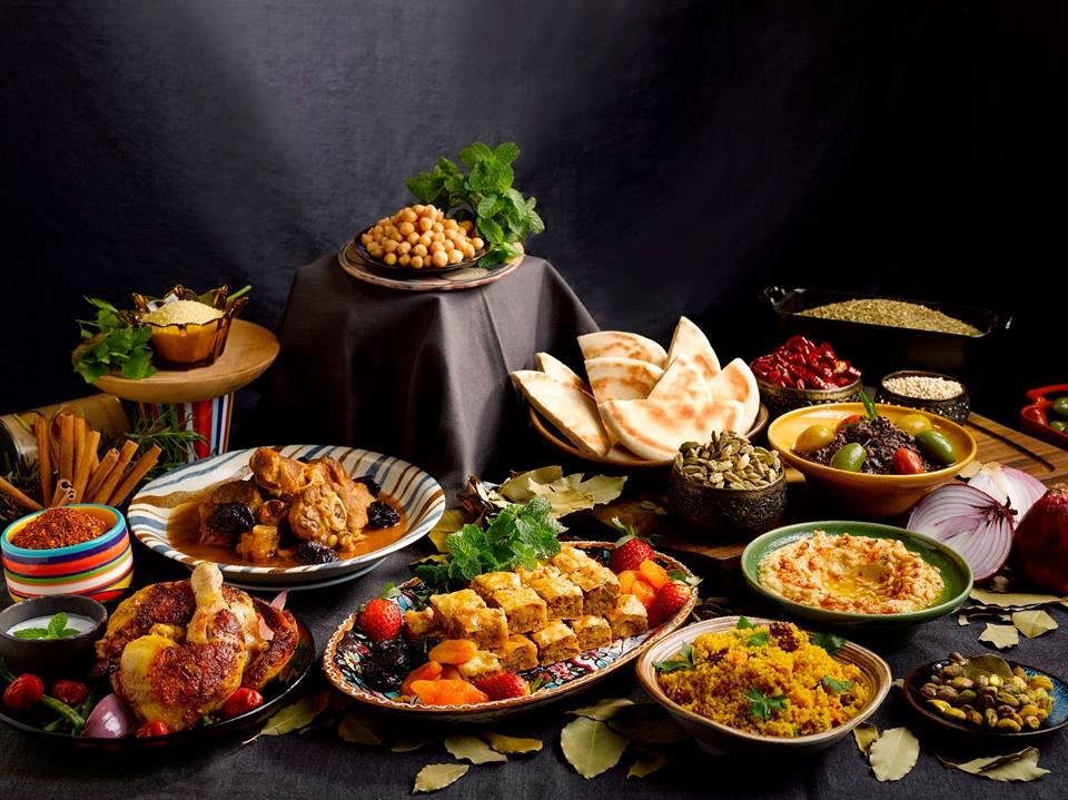 Halal buffet in Singapore, 21 on Rajah
