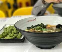 Halal The Ramen Express in Changi