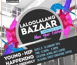 LalooLalang Bazaar January 2016