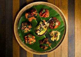 Best Singapore restaurants for group iftar