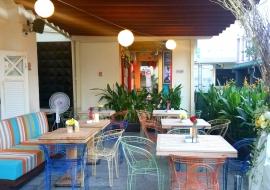 Fleur Cafe Singapore halal staycation