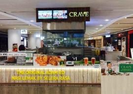 Crave (VivoCity)