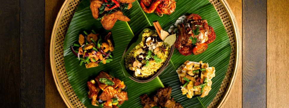 Best Singapore restaurants for group iftar